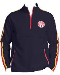 PRPS Pullover Track Jacket - Blue