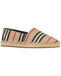 Burberry Flats for Women - Up to 62