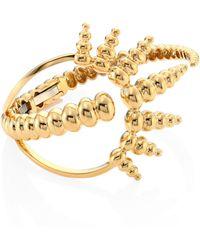 Nikos Koulis | Spectrum 18k Yellow Gold Bracelet | Lyst