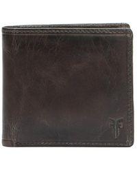 Frye Logan Bi-fold Leather Wallet - Multicolor