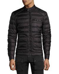 Belstaff - Halewood Quilted Jacket - Lyst