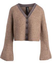 NAADAM - Wide Sleeve Cashmere Cardigan - Lyst