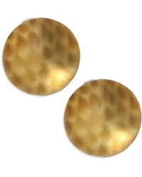 Alexis Bittar | Lucite Medium Dome Clip-on Earrings | Lyst