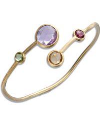 Marco Bicego | Jaipur Semi-precious Multi-stone & 18k Yellow Gold Bracelet | Lyst