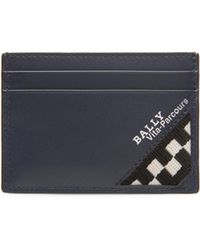 Bally - Bhar Leather Card Case - Lyst