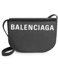 Balenciaga - Ville Leather Day Bag - Lyst