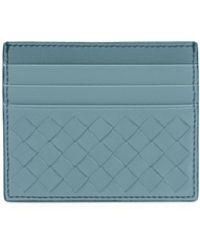 Lyst - Bottega Veneta Woven Leather Medium Cosmetic Case 14ddfcd34d8a1