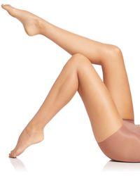 Natori Stiletto Sheer Control Top Pantyhose - Natural