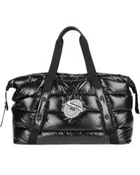 Moncler Main Down Duffel Bag - Black