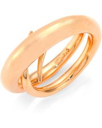 Charlotte Chesnais | Unchained Ring/rose Goldtone | Lyst