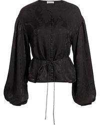 Stine Goya Sahara Blouse - Black