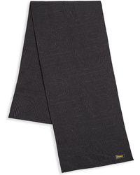 Fendi - Striped Wool Hat - Lyst