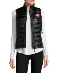 Canada Goose - Hybridge Down Quilted Vest - Lyst