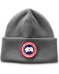 1ec479045fb Arctic Disc Wool Beanie - Gray