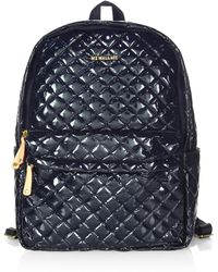 f78e8efd42a1 Elliott Lucca Synthetic Olvera Metro Backpack in Black - Lyst