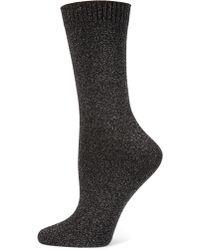 Ilux - Shimmer Socks - Lyst