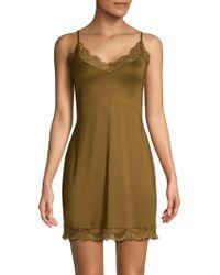 Lyst - Boohoo Plus Laila Plunge U Neck Bodycon Dress in Green 758b29f17