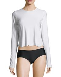 Cover - Perfect Swim Tee - Lyst