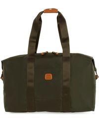"Bric's - X-bag 18"" Folding Duffel - Lyst"