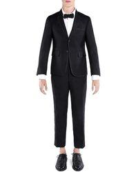 Thom Browne Classic Wool Tuxedo - Black