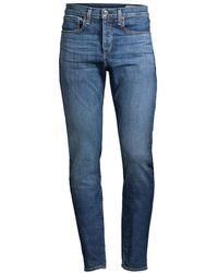 Rag & Bone Fit 1 Skinny-fit Throop Jeans - Blue