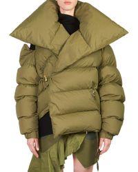 Marques'Almeida - Waterproof Puffer Jacket - Lyst