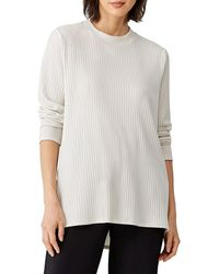 Eileen Fisher High-low Tunic - Multicolor