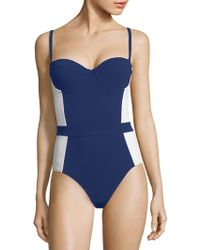 Tory Burch - Lipsi One-piece Swimsuit - Lyst
