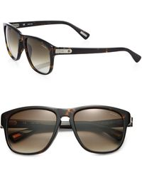 Lanvin | Oversized Square Sunglasses | Lyst