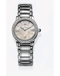 David Yurman - Classic 30mm Quartz Watch With Diamonds - Lyst