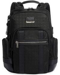Tumi Alpha Nathan Expandable Backpack - Black