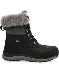 UGG Adirondack Boot Iii Cold Weather Boots - Black
