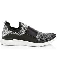 Athletic Propulsion Labs Techloom Bliss Sneakers - Black