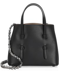 Alaïa - Chain-strap Leather Tote - Lyst
