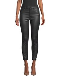 The Kooples - Franky Faux Leather Pants - Lyst