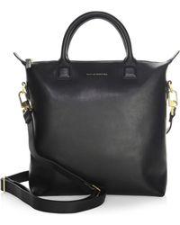 Want Les Essentiels De La Vie - Mini Ohare Leather Tote Bag - Lyst