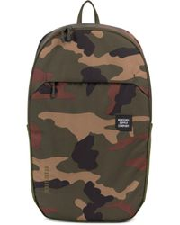 Herschel Supply Co. Mammoth Large Backpack - Green
