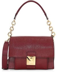 Furla - Mini Diva Leather Shoulder Bag - Lyst