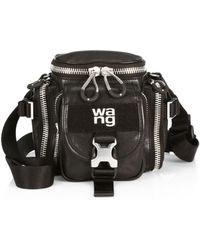 Alexander Wang - Surplus Leather Camera Bag - Lyst