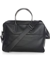 Uri Minkoff - Arthur Leather Briefcase - Lyst