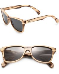 Shwood - Canby Original Slugger Wood Bat Sunglasses - Lyst