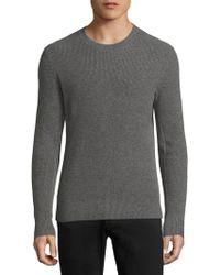 Rag & Bone Kaden Cashmere Sweater - Gray