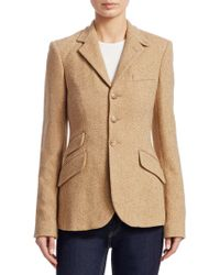 Ralph Lauren Collection - Iconic Style Alastair Cashmere Jacket - Lyst
