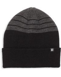 Block Headwear - Striped Block Beanie - Lyst