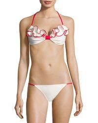 Marysia Swim - La Jolla Low-rise Bikini Bottom - Lyst