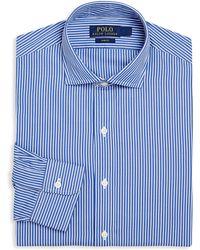 Polo Ralph Lauren - Slim-fit Estate Striped Dress Shirt - Lyst