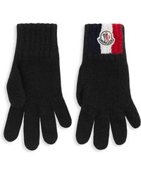 Moncler - Kid's Canberra Knit Gloves - Lyst