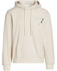 7 For All Mankind Zip Hoodie - Multicolor