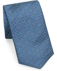 Charvet - Neat Silk Tie - Lyst