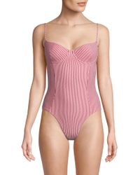 Solé East - Isabella One-piece Swimsuit - Lyst